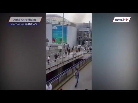 Ужасный теракт в Брюсселе