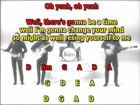 I'll Get You  Beatles  mizo vocals lyrics chords