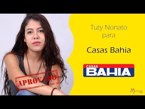 JOB: Tuty Nonato para Casas Bahia
