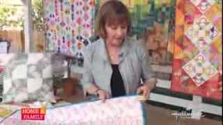 Hang Your #quilt Properly, #alexanderson Shows How! @thequiltshow