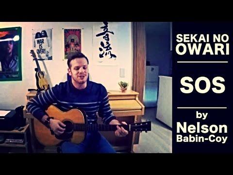 """SOS"" SEKAI NO OWARI acoustic cover #babincoy"