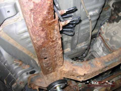 Dangerous Toyota Toyota Tundras Over Corrosion Youtube