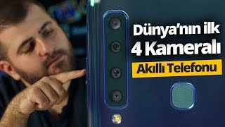 Samsung #GalaxyA9 #4Kamera #inceleme https://shiftdelete.net/4-kame...