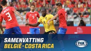 HIGHLIGHTS | België - Costa Rica