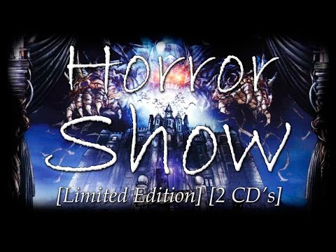 Iced Earth - Horror Show [Limited Edition + Bonus Disc] [Full Album] [Download]