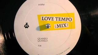 Quando Quango - Love Tempo (Mix)