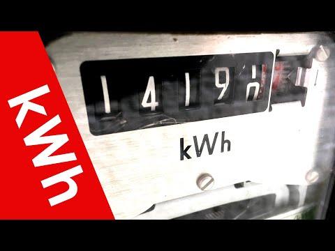 A Level Physics - The Kilowatt Hour