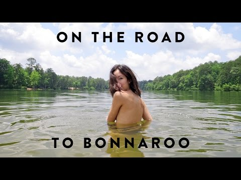 ON THE ROAD TO BONNAROO  | ROADTRIP NEW ORLEANS TO TENNESSEE