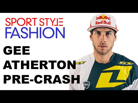 Gee Atherton - Interview Before The Big Crash