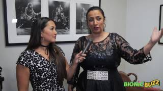 MSL XMAS Party Interview w/ Alice Amter