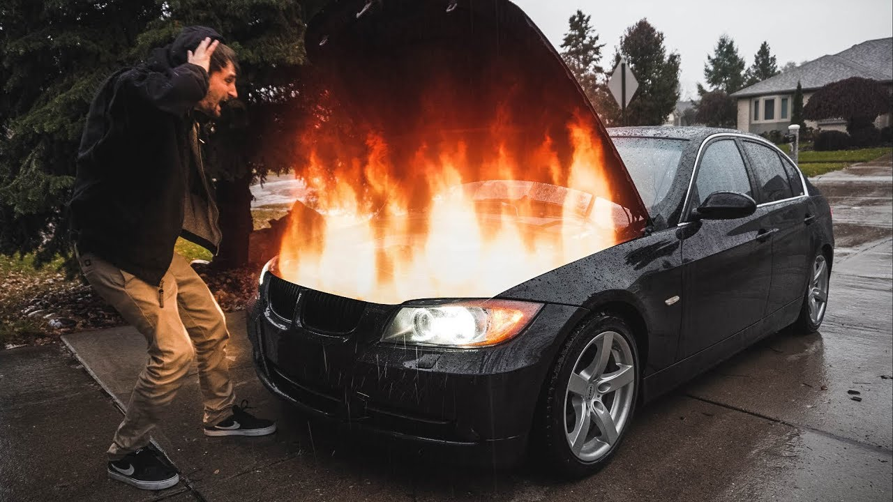 Will Your Bmw Catch Fire Here S How To Check