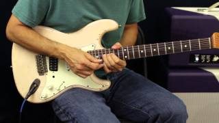How To Play - Badge Solo - Cream - Guitar Lesson - Blues Soloing