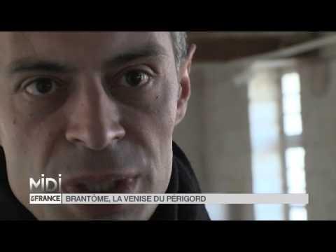 SUIVEZ LE GUIDE : Brantôme, la Venise du Périgord