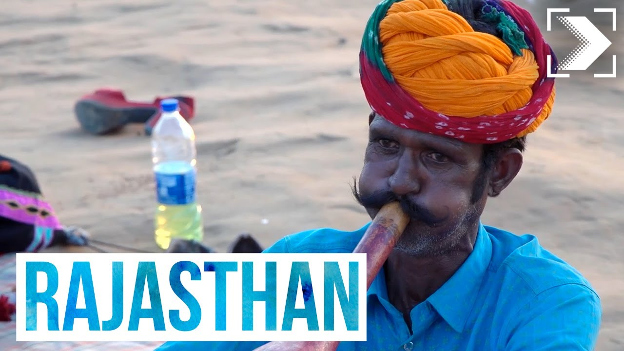 Españoles en el Mundo: Rajasthan   RTVE