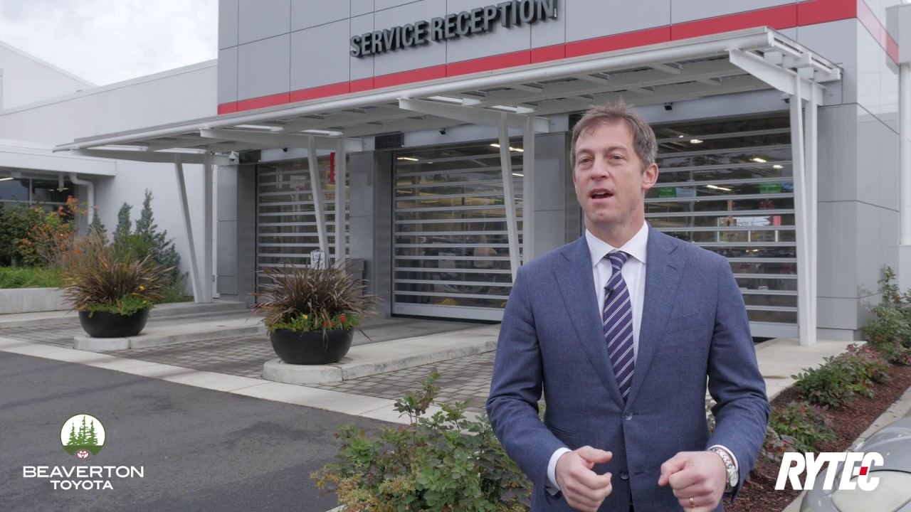 Beaverton Toyota Service >> Rytec Testimonial Russ Humberston Dealer Principal Of Beaverton Toyota