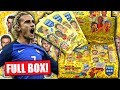FIFA 365 2018 Adrenalyn XL FULL DISPLAY OPENING!