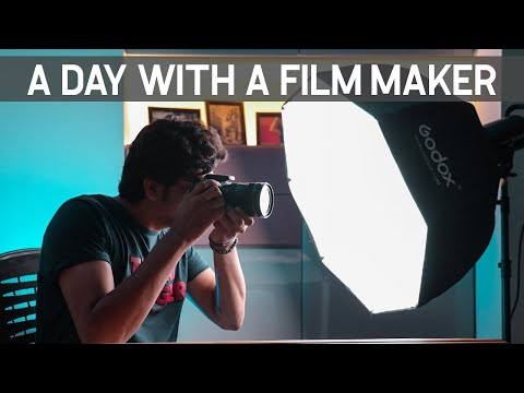 Day in the LIFE OF A INDIAN FILMMAKER