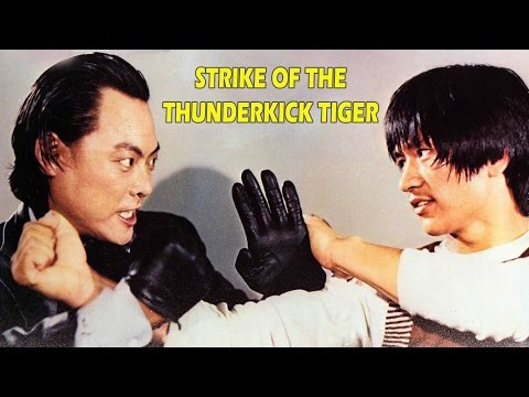 Wu Tang Collection - Strike Of The Thunderkick Tiger