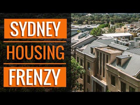 🏘 Sydney Housing Frenzy   Australian Housing Market