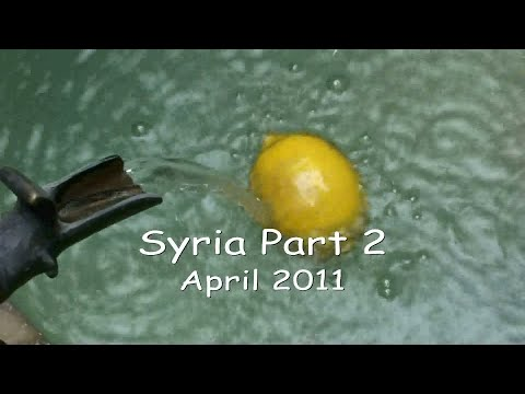 The Last Tourists in Syria? - Part 2