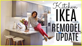Baixar UPDATE | FLU DON'T PLAY! IKEA KITCHEN BEFORE & AFTER