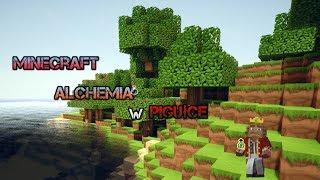 Minecraft Alchemia: Podstawowe Mikstury 1.6.2/1.7.4/1.8