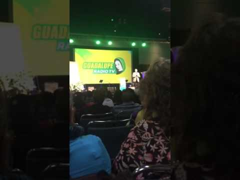Rafafa en Guadalupe radio congreso2016