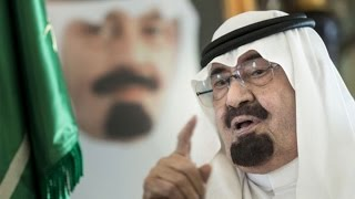 Saudi King Abdullah's Death Shocks Oil Market
