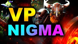 NIGMA vs VP - GAME OF THE DAY - EPIC LEAGUE DOTA 2