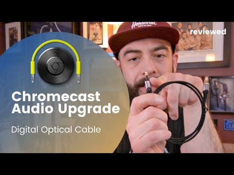 Upgrade your Google Chromecast audio with this cable | Unboxing Goodness Mp3