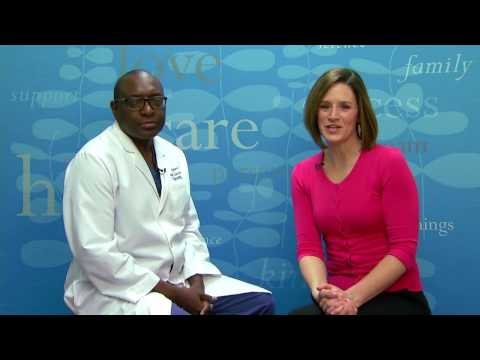 Dr. Lawrence Engmann Discusses Smoking and Fertility