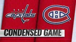 09/20/18 Condensed Game: Capitals @ Canadiens