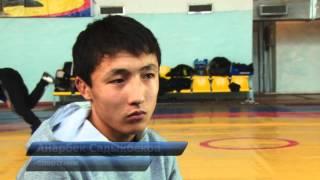 Кыргызстанские борцы готовятся к соревнованиям в России