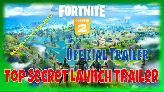 Fortnite Season 2 Chapter 2 -Top Secret Official Trailer | Epic Games