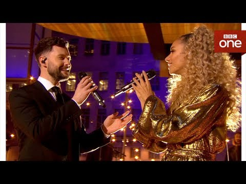Calum Scott And Leona Lewis Duet 'you Are The Reason' Live The One Show Bbc One