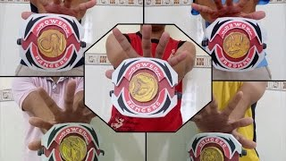 Power Rangers Mighty Morphin - Mighty Morpher [Papercraft]