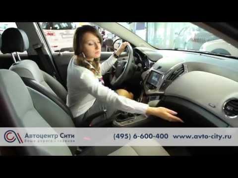 Chevrolet Cruze HB/Sedan(Шевроле Круз) - обзор, внешний вид, характеристики, комплектации, отзыв.
