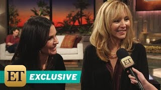 EXCLUSIVE: Courteney Cox Barely Remembers What Happened on 'Friends,' Even With Lisa Kudrow's Hel…