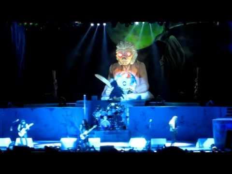 Iron Maiden - Maiden England open night - 21/06/2012 [Full Concert]