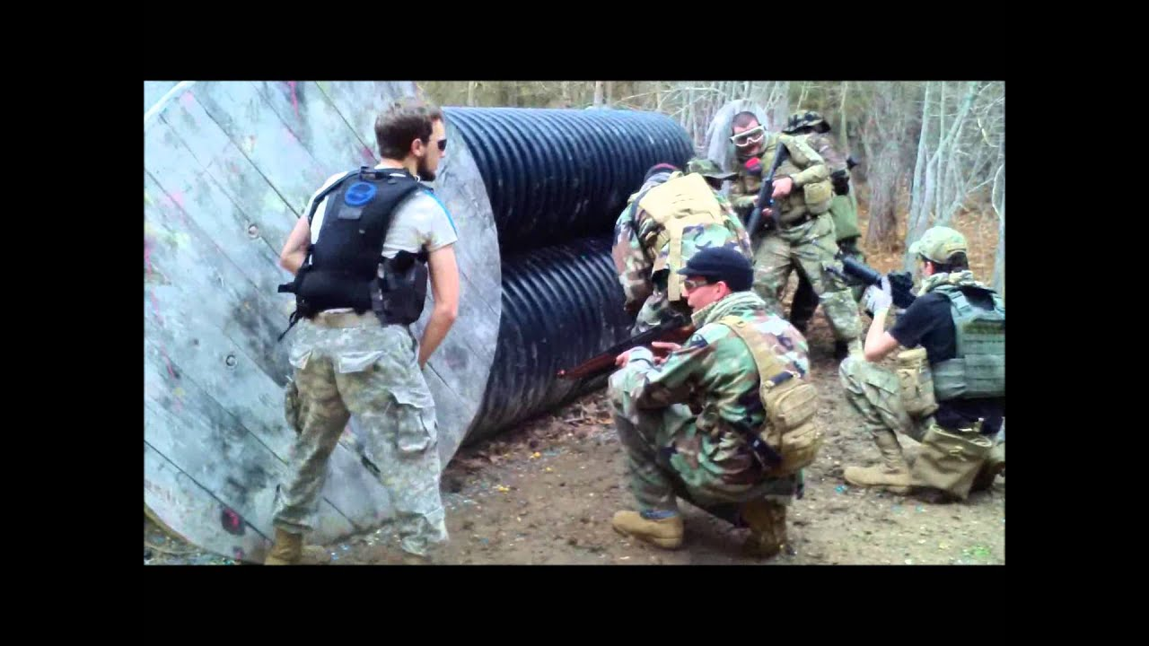 intense airsoft war 01 05 2014 touch the flag at slaughter