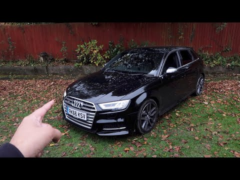 Here's How Much it Costs to Run My Audi S3!