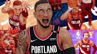 NBA 2K19 MyCAREER - LVP 45 POINTS OFF THE BENCH! 50 INCH VERTICAL!