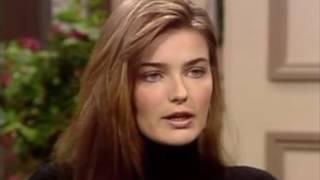 Paulina porizkova supermodel