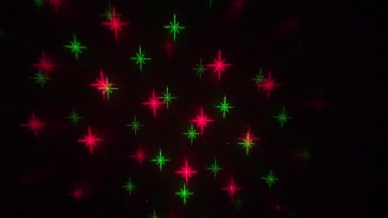 Star shower motion laser light projector a closer look youtube for Avis star shower motion