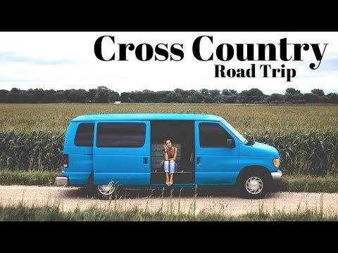 How We Live in a Van | Philadelphia to Colorado | VEGAN
