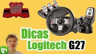 Logitech G27 - Dicas, Truques e cuidados! (cambio sequencial)
