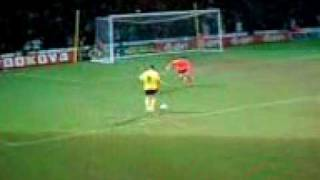 Watford v Chelsea FA cup 5th round 2009 Tamas Priskin goal
