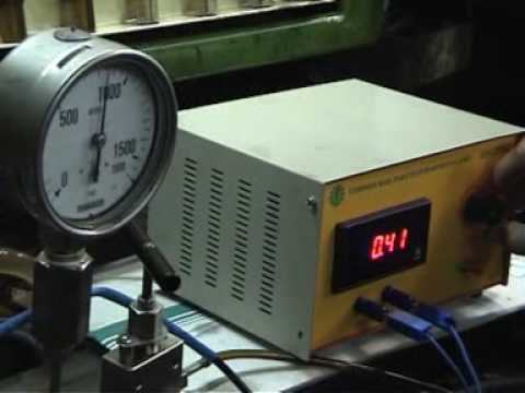 Common Rail Diesel Injection Pump Tester