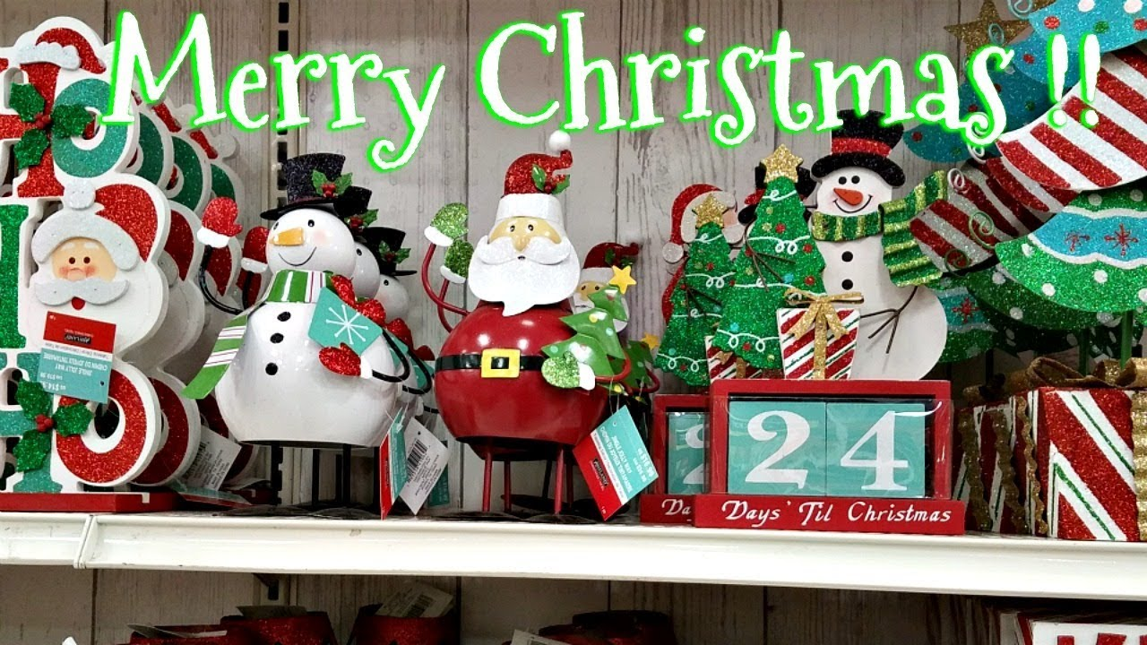 shop with me michaels christmas stockings advent calendar decor 2017 - Michaels Christmas Eve Hours