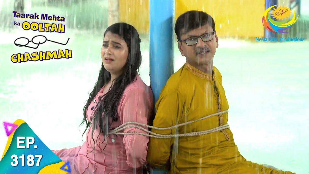 Download Taarak Mehta Ka Ooltah Chashmah - Ep 3187 - Full Episode - 14th June, 2021